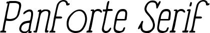 panforte_serif_light_italic.otf