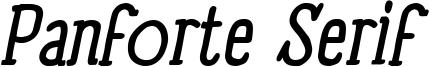 panforte_serif_regular_italic.otf