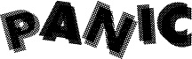 Panic Font