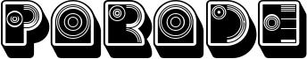 Parade Font