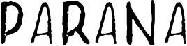 Parana Font