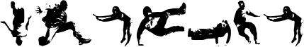 Parkour Font