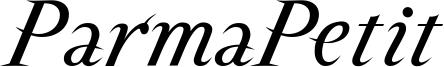 ParmaPetit-Italic.ttf