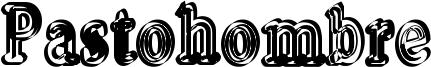 Pastohombre Font
