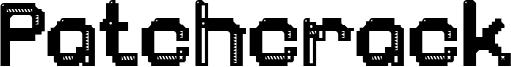 Patchcrack Font