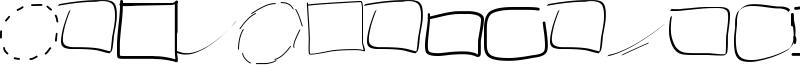 Peax Webdesign Circles Font