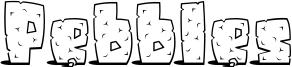 Pebbles Font