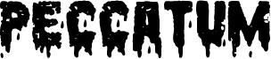 Peccatum Font
