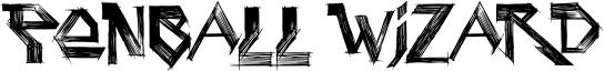 Penball Wizard Font