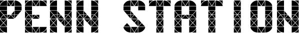 Penn Station Font