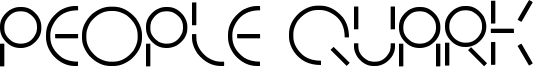 People Quark Font