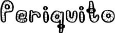 Periquito Font