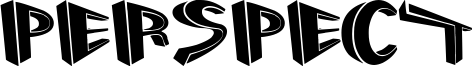 Perspect Font