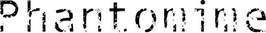 Phantomime Font