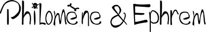 Philomène & Ephrem Font