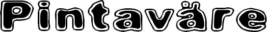 Pintaväre Font