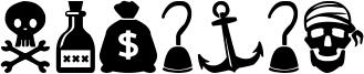Piratas Font