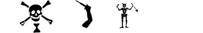 Pirates PW Font