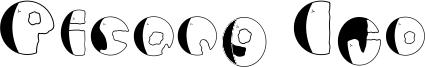 Pisang Ijo Font