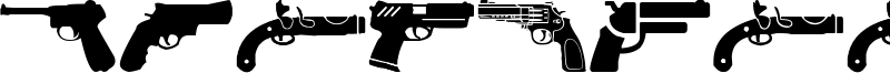 Pistolas Font