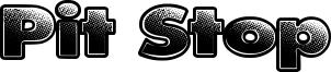 Pit Stop Font