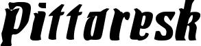 Pittoresk Bold Oblique.ttf