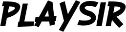 PLAYSIR Italic.otf