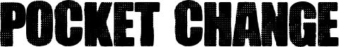 Pocket Change Font