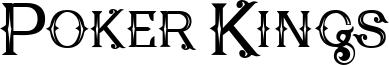 Poker Kings Font