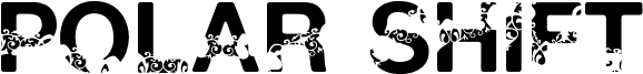 Polar Shift Font