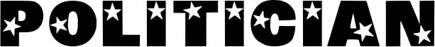 Politician Font