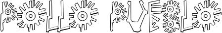 Pollo Pueblo Font