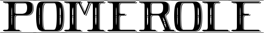 Pomerole Font