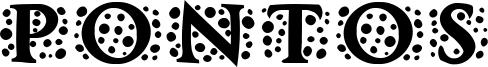 Pontos Font