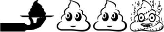 Poop Font