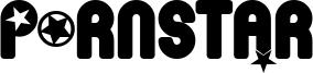 Pornstar Font