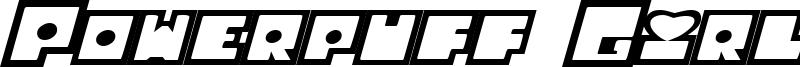 Powerpuff Girls Font