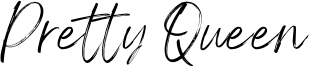 Pretty Queen Font