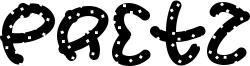 Pretz Font