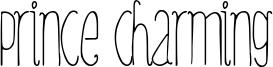 Prince Charming Font