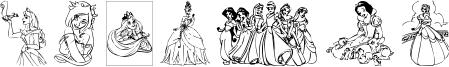 Princes Font