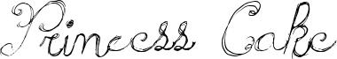 Princess Cake Font
