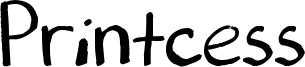 Printcess Font