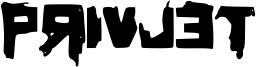 Privjet Font