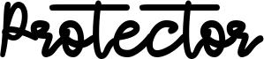 Protector Font