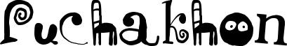 Puchakhon Font