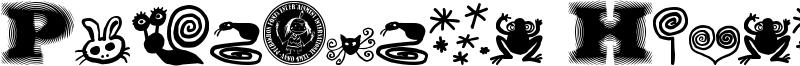 Puchakhon Hypnosis Font