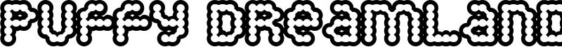 Puffy Dreamland Font