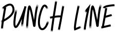 Punch Line Font