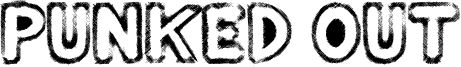 Punked Out Font